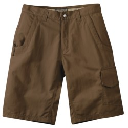 Mountain Khakis Granite Creek Shorts - UPF 50+ (For Men) in Earth