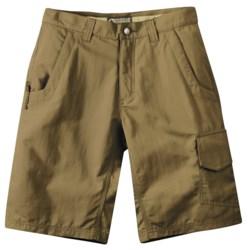 Mountain Khakis Granite Creek Shorts - UPF 50+ (For Men) in Mushroom