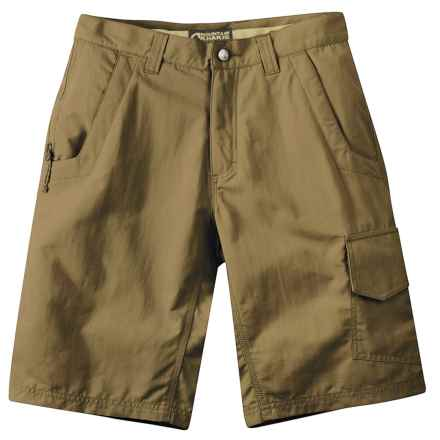 Mountain Khakis Granite Creek Shorts - UPF 50+ (For Men) in Mushroom - Closeouts