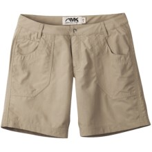 Mountain Khakis Granite Creek Shorts - UPF 50+ (For Women) in Birch - Closeouts