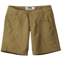 Mountain Khakis Granite Creek Shorts - UPF 50+ (For Women) in Mushroom