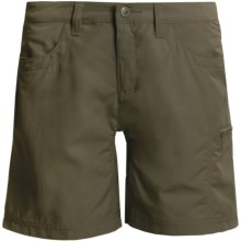 Mountain Khakis Granite Creek Shorts - UPF 50+ (For Women) in Pine - Closeouts