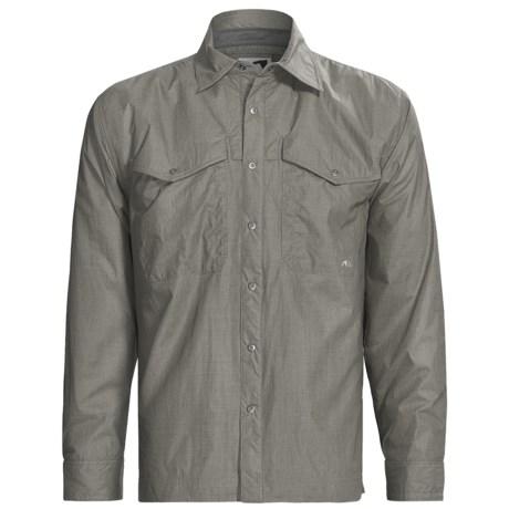 Mountain Khakis Granite Creek Windshirt - UPF 50+, Long Sleeve (For Men) in Moss