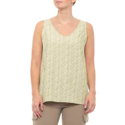 5fc3782e8d Mountain Khakis Hailey Tank Top (For Women) in Lemonade Print - Closeouts