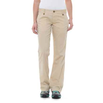 Mountain Khakis Island Pants - Relaxed Fit (For Women) in 193 Yellowstone - Closeouts