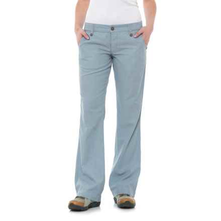 Mountain Khakis Island Pants - Relaxed Fit (For Women) in 580 Blue Ridge - Closeouts