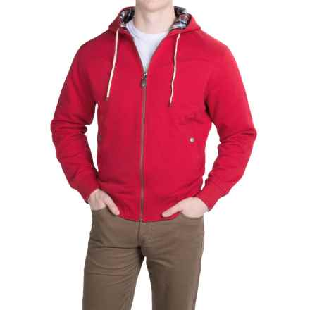 Mountain Khakis Jackson Hoodie - Insulated (For Men) in Cardinal - Closeouts