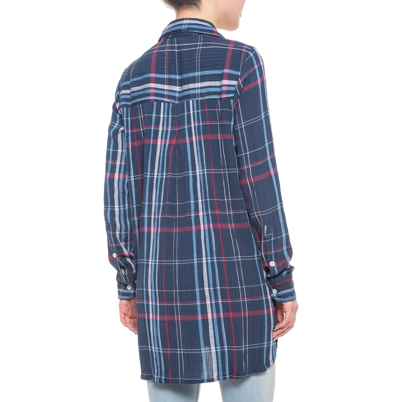 cef383e8 Mountain Khakis Jenny Tunic Shirt - Long Sleeve (For Women)