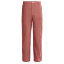 Mountain Khakis Lake Lodge Twill Pants (For Men) in Summer Red - Closeouts
