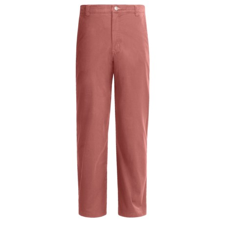 Mountain Khakis Lake Lodge Twill Pants (For Men) in Summer Red