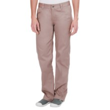 Mountain Khakis Lake Lodge Twill Pants (For Women) in Classic Khaki - Closeouts