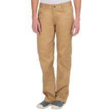 Mountain Khakis Lake Lodge Twill Pants (For Women) in Yellowstone - Closeouts