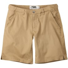 Mountain Khakis Lake Lodge Twill Shorts - Stretch Cotton (For Women) in Yellowstone - Closeouts