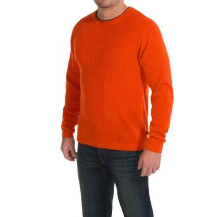 Mountain Khakis Lodge Crew Neck Sweater - Merino Wool (For Men) in Harvest - Closeouts