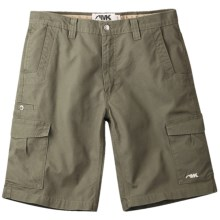 Mountain Khakis Original Cargo Shorts (For Men) in Moss - Closeouts