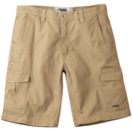 Mountain Khakis Original Cargo Shorts (For Men) in Freestone