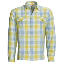 Mountain Khakis Oxbow Shirt - Long Sleeve (For Men) in Sunlit Multi - Closeouts