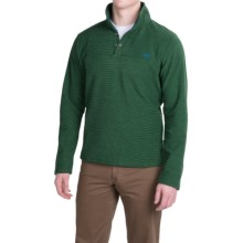 Mountain Khakis Pop Top Fleece Jacket - Snap Neck (For Men) in Lucky - Closeouts