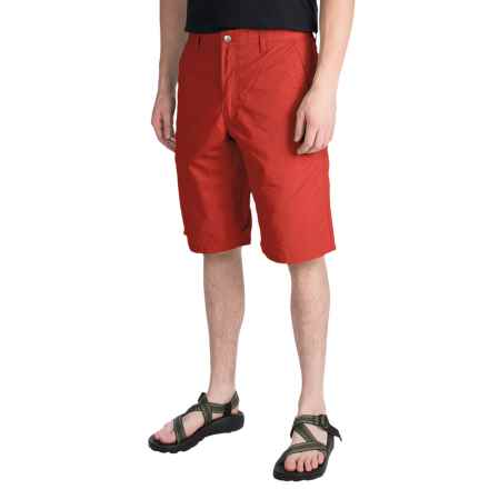 Mountain Khakis Poplin Shorts (For Men) in Tomato - Closeouts