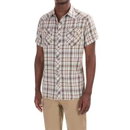 Mountain Khakis Rodeo Shirt - Short Sleeve (For Men) in Firma - Closeouts