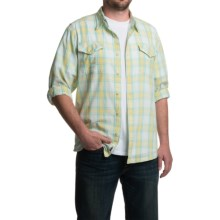 Mountain Khakis Shoreline Shirt - Long Sleeve (For Men) in Linen - Closeouts