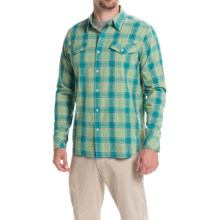 Mountain Khakis Shoreline Shirt - Long Sleeve (For Men) in Sweet Pea - Closeouts