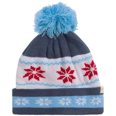 Mountain Khakis Snowflake Beanie (For Women) in Sky - Closeouts