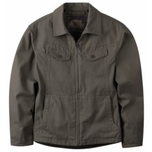 Mountain Khakis Stagecoach Jacket - Cotton Canvas (For Men) in Pine - Closeouts