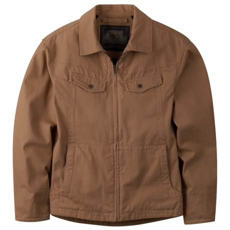 Mountain Khakis Stagecoach Jacket - Cotton Canvas (For Men) in Ranch