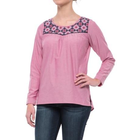 Mountain Khakis Sunnyside Tunic Shirt - Long Sleeve (For Women)
