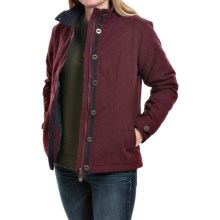 Mountain Khakis Swagger Jacket (For Women) in Plum - Closeouts