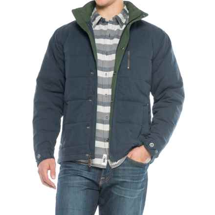 Mountain Khakis Swagger PrimaLoft® Jacket - Insulated (For Men) in Navy - Closeouts