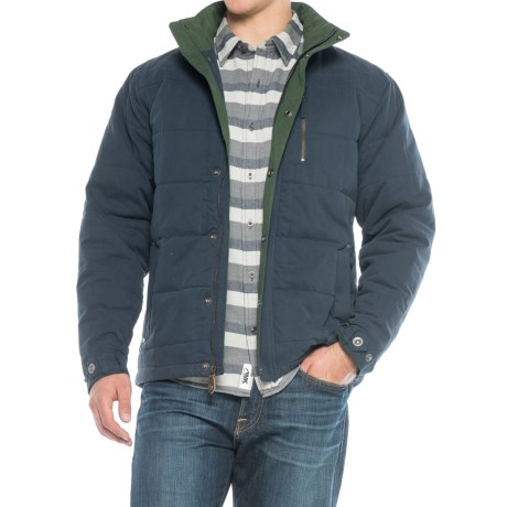 Mountain Khakis Swagger PrimaLoft® Jacket - Insulated (For Men) in Navy