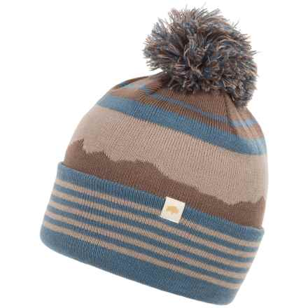 Mountain Khakis Teton Bison Pom Hat (For Women) in Firma - Closeouts