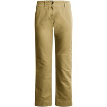 Mountain Khakis Teton Pants - Cotton Twill (For Women) in Retro Khaki - Closeouts