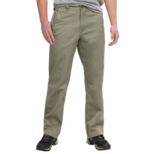 Mountain Khakis Teton Pants (For Men) in Olive - Closeouts