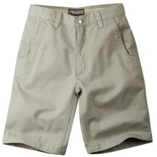 Mountain Khakis Teton Twill Shorts (For Men) in Natural - Closeouts