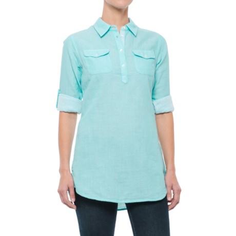 Mountain Khakis Two Ocean Tunic Shirt - Long Sleeve (For Women)