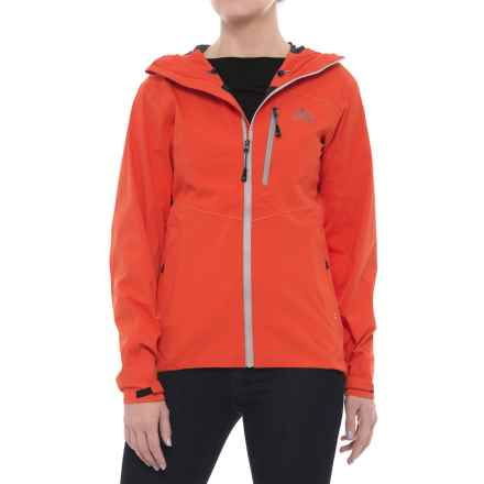 Mountain Logic NeoShell® Nuker Jacket - Waterproof (For Women) in Lava - Closeouts