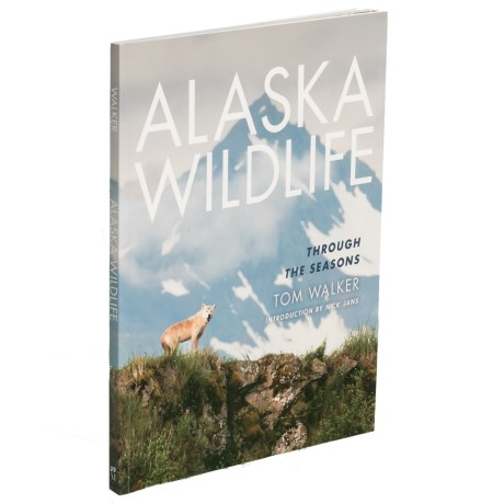 Mountaineer Books Alaska Wildlife Book - Softcover in See Photo