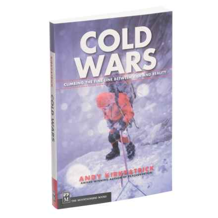 Mountaineer Books Cold Wars Book - Paperback in See Photo - Closeouts