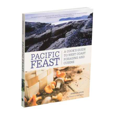 Mountaineer Books Pacific Feast Book - Softcover in See Photo - Closeouts