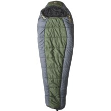 Mountainsmith 0°F Crestone Sleeping Bag - Synthetic, Mummy in Pinon Green - Closeouts