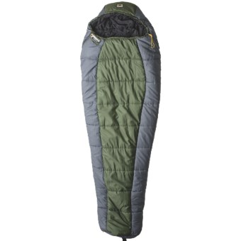 Mountainsmith 0°F Crestone Sleeping Bag - Synthetic, Mummy in Pinon Green