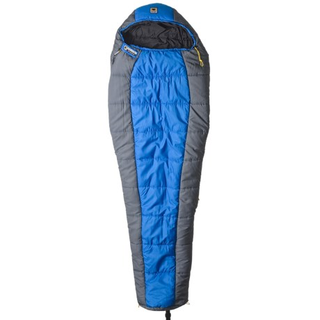 Mountainsmith 20°F Redcloud Sleeping Bag - Synthetic, Mummy in Lotus Blue