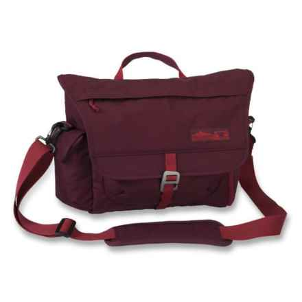 Mountainsmith Adventure Office Messenger Bag - Small in Huckleberry - Closeouts
