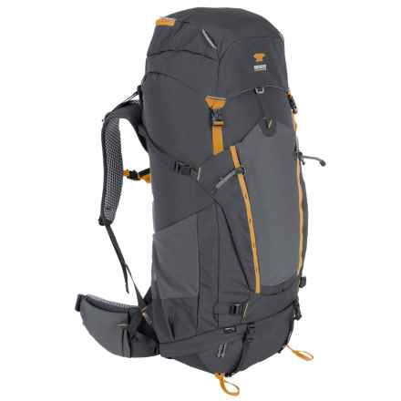 Mountainsmith Apex 80L Backpack in Anvil Grey - Closeouts