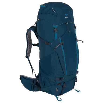 Mountainsmith Apex 80L Backpack in Moroccan Blue - Closeouts