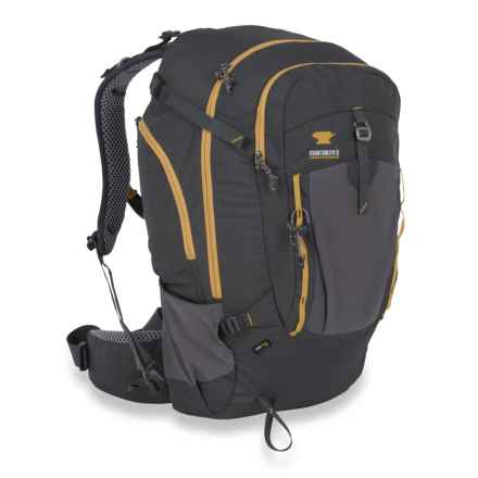 Mountainsmith Approach Backpack - 45L, Internal Frame in Anvil Grey - Closeouts