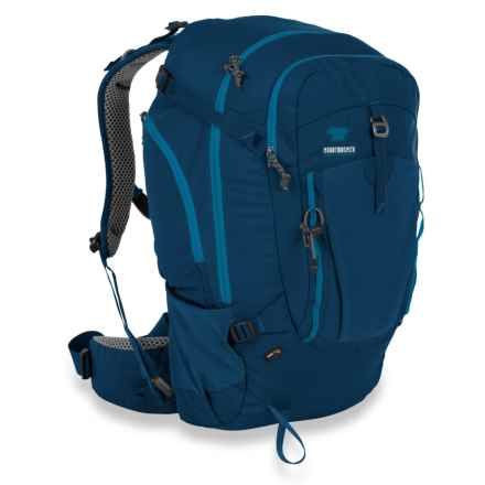 Mountainsmith Approach Backpack - 45L, Internal Frame in Morroccan Blue - Closeouts